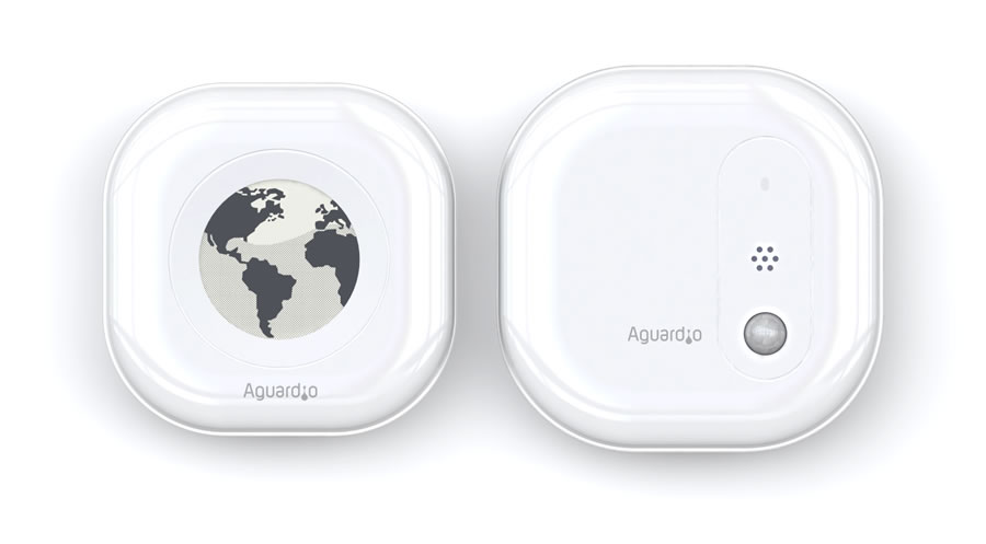 aguardio-sensor-display