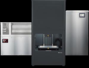 Markforged Metal X 3D printer.