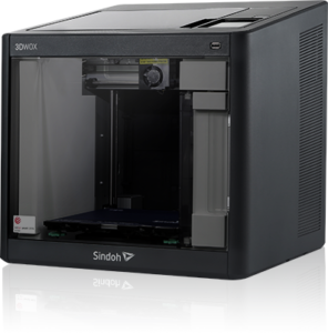 Sindoh printer med transparent baggrund.