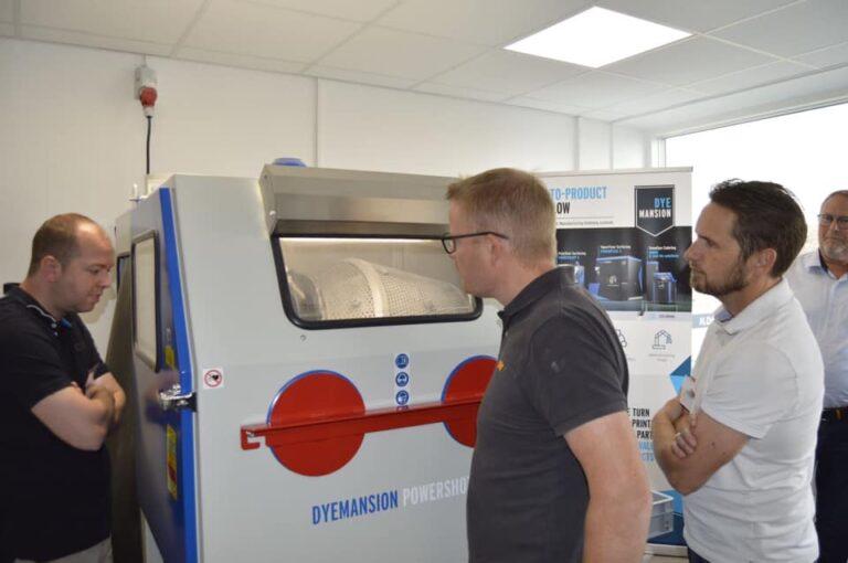 Read more about the article Populært seminar hos IBA Nexttech – stor interessse for 3D-teknologi