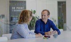 Nexttech i Kolding. Den 22. september 2020
